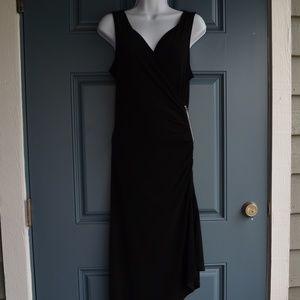 * Black Sleeveless Maxi Dress/Michael Kors Sz. XS